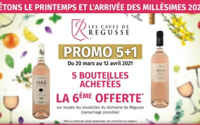 Promotion de printemps